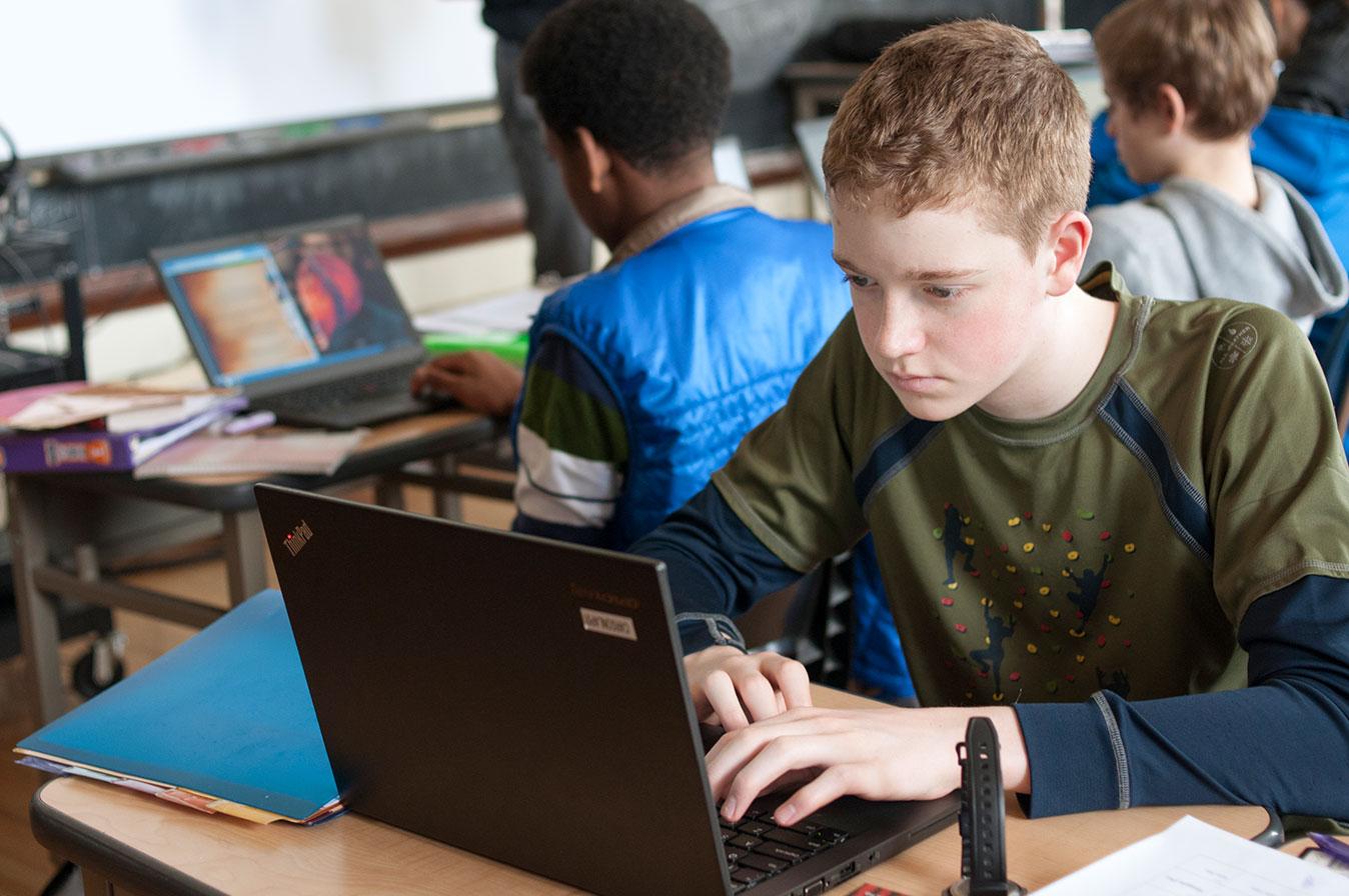 Academics computer