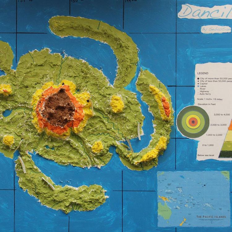 ObjectStories Island