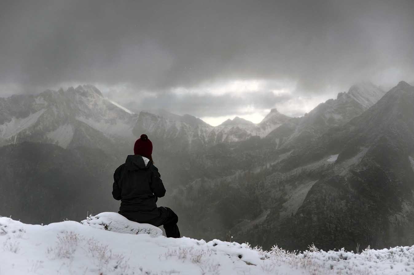 Outdoor Program Alpine Backpacking